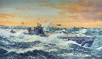 Revell German Submarine TYPE IX C U505 Late 1:72