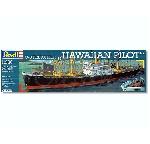 """Revell C-3 Freighter """"Hawaiian Pilot""""1:380"""