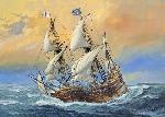 Revell Mayflower 1/83