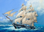 Revell USS United States 1:96