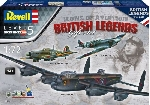 Revell British Legends Git set  1:72