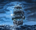 Revell Pirates of the Caribbean - Black Pearl 1:72  Limited Edition