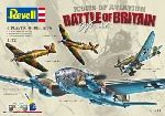 Revell Battle of Britan Giftset 1:72