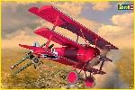 """Revell Fokker DR.I  """"Rode Baron 125 Jaar"""" 1:28"""