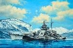 Revell Tirpitz 1:1200