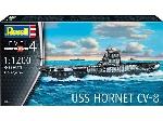 Revell USS Hornet CV-8  1:1200