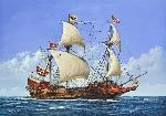 Revell Spanisch Galleon 1:450