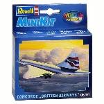 """Revell Concorde""""British Airways""""MiniKit"""