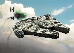 Revell Star Wars Millenium Falcon Build & Play Model Kit