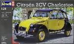 Revell Citroen Charleston 2CV 1:24