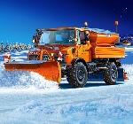 Revell Unimog U 1300 L Winterdienst 1:24