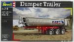 Revell Dumper trailer  1:24