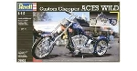 "Revell Custom Chopper ""Aces Wild""1:12"