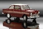 Revell DKW Junior, 1961, granatrot1:18