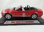 Revell 08 Shelby GT Convertible, rot1:18