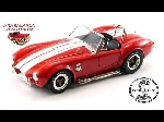 Revell 65 Shelby Cobra SC, rot1:18