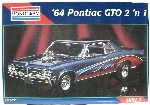Revell 64 Pontiac GTO 2 N1