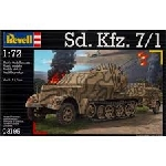 Revell Artillerie Noordelijke staten 1/72
