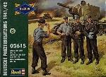 Revell Deutsche Panzerbesatzung 41-42 1/35