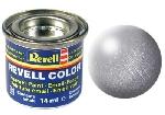 Revell Aqua eisen, metallic