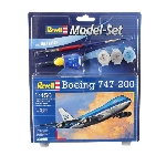 Revell Boeing 747-200 Model-set