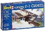 Revell F-1 Camel sopwitch 1:72