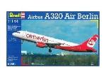 Revell Airbus A320 Air Berlin 1:144  Kit