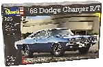 Revell Dodge Charger 1968 Model set
