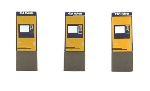 Rietze Ticketautomaat NS 3 st.  H0