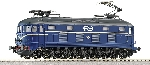 Roco NS E-Lok Serie 1000 - 1008 Blauw DC