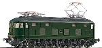 Roco NS E-Lok 1000 Groen DC