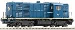 Roco NS Diesellok Serie 2400 blauw DC