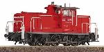 Roco NS Railion Serie 363 DC Digikoppeling