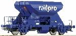 Roco NS RailPro zelflosser