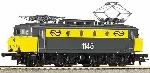 Roco NS E-Lok  1100 Botsneus geel/grijs  AC Digitaal