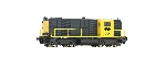 Roco Diesellok NS 2435 Geel/Grijs DCC Sound