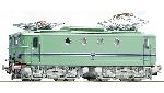 Roco NS E-Lok  1101 Turquise , Gelijkstroomuitvoering