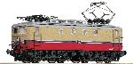 Roco NS E-Lok 1104 - TEE Kleuren . Gelijkstroomuitvoering