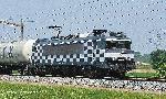 Roco NS E-Lok 1632 HSL , Gelijkstroomuitvoering