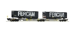 Roco Trailer Transport T2000 Fercam