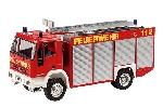 Schuco Iveco Magirus HLF 20/16 Brandweer