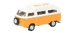 Schuco VW T2 Camping Bus 1:87