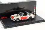 Schuco Porsche 911 Targa  Rijkspolitie NL  1:43