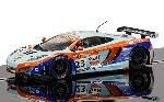 """Scalextric McLaren 12C GT3  """"Gulf"""" 1:32"""