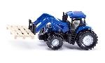Siku Tractor met pallet