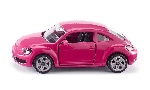 Siku VW Beetle Roze