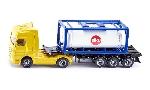Siku Truck met container