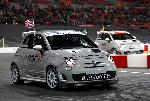 Slot It  Fiat 500 Abarth Race of Champions Schumacher