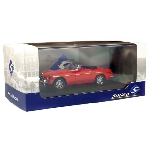 Solido MGB Rood  Roadster 1964  1:43