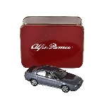 Solido Alfa Romeo 166 Grijs  1:43